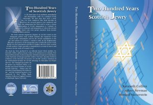 Book cover: 200 Years of Scottish Jewry