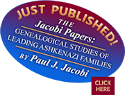 Just Published The Jacobi Papers