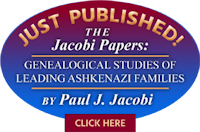 Just Published - The Jacobi Papers